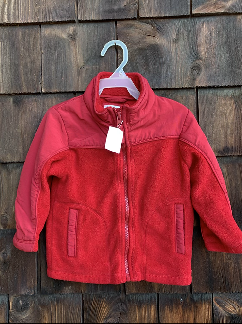 Size 3T CHILDREN'S PLACE Red Fleece