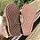 Size 6 OSHKOSH Gold Sandals