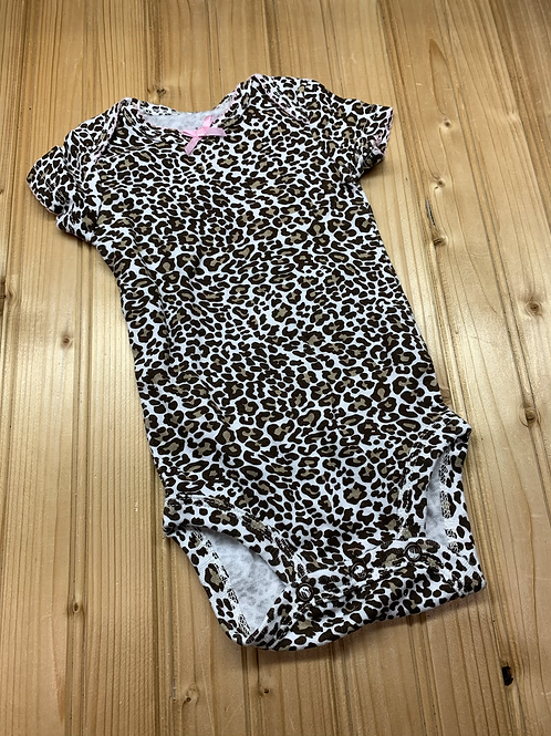 Size 0-3m CARTER'S Leopard Print Onesie