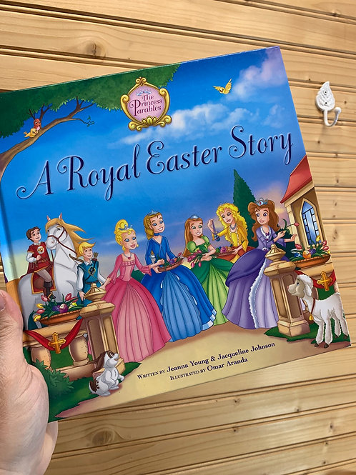 """""""A Royal Easter Story"""", Used Book"""