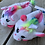 Size 9/10 Lil' Kids New BUILD A BEAR Unicorn Slippers