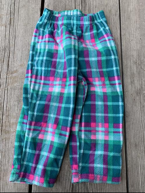 Size 18m Plaid Fleece PJ Pants