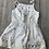 Size 18m CARTER'S White and Gold Dress