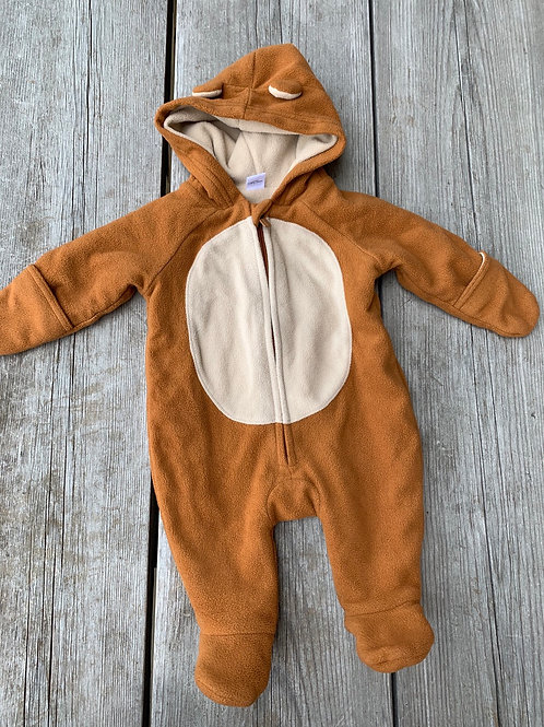 Size 0-3m OLD NAVY Bear Costume Bunting