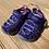 Size 5 Little Kids Purple Sandals