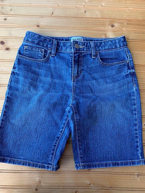 Size 14 Reg OLD NAVY Jean Short