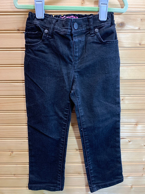 Size 3T Skinny Black Jeans