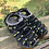 Size 11 Kids FILA Black and Yellow Sandals