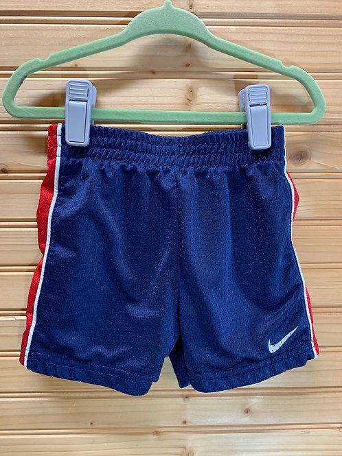 Size 18m NIKE Blue Short, Used