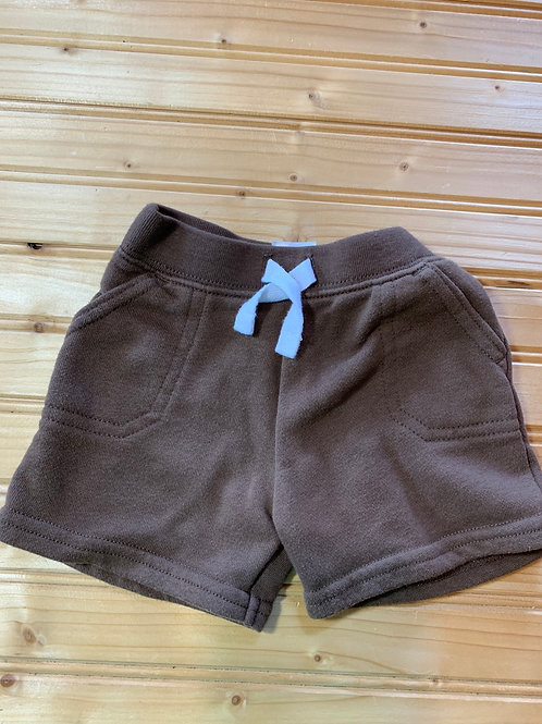 Size 0-3m Brown Shorts