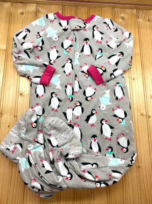 Size 2T CARTER'S Penguin Fleece PJ