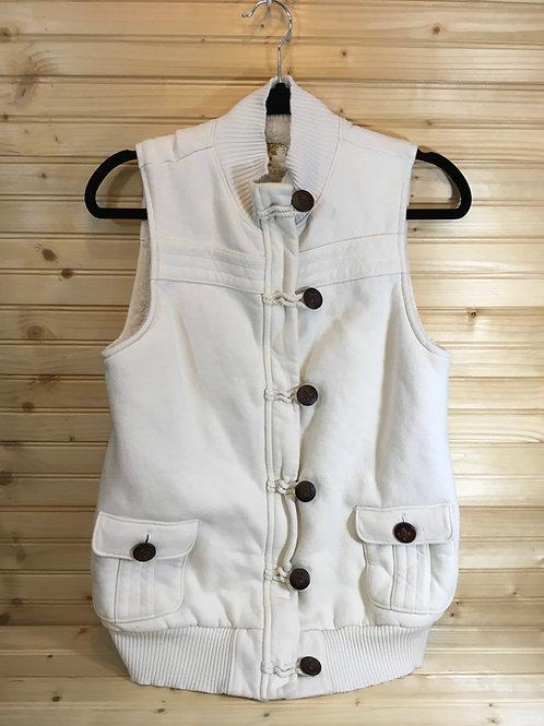 Size M OLD NAVY Cream Maternity Vest