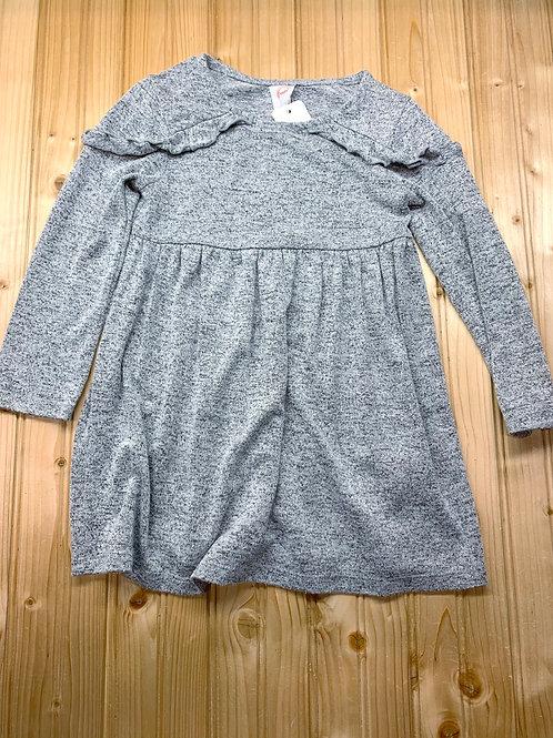 Size 3T Grey Knit Dress