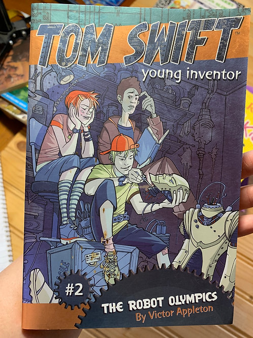 TOM SWIFT, YOUNG INVESTOR