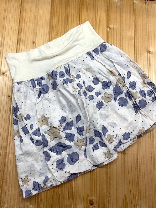 Size 8 BEAST GIRL Seashell Skirt
