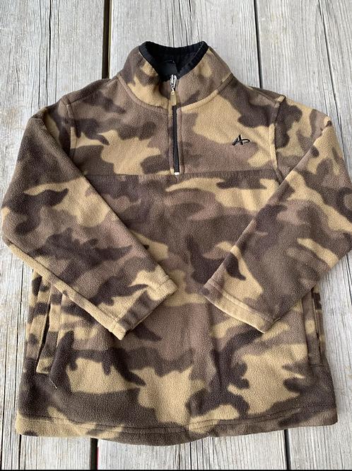 Size 4/5 ATHLETECH Brown Camo Fleece