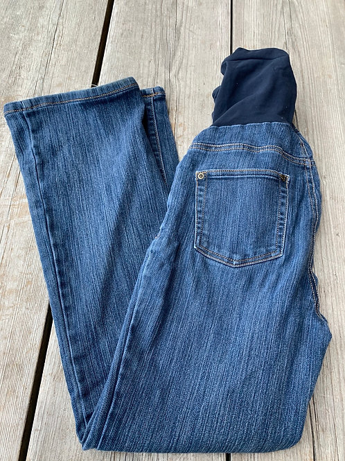 Size S Maternity MOTHERHOOD Belly Support Jeans