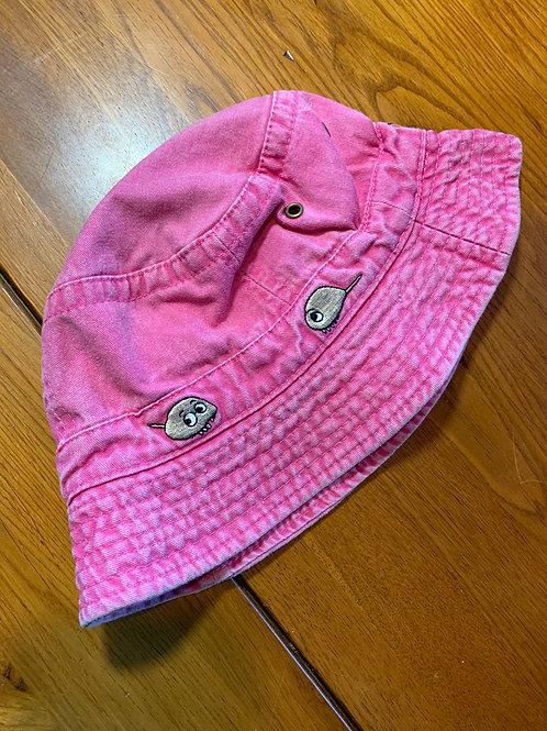 Infant/Toddler Pink Sun Hat