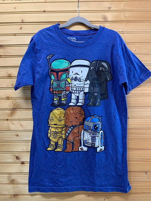 Size Small STAR WARS Character T-Shirt, Used