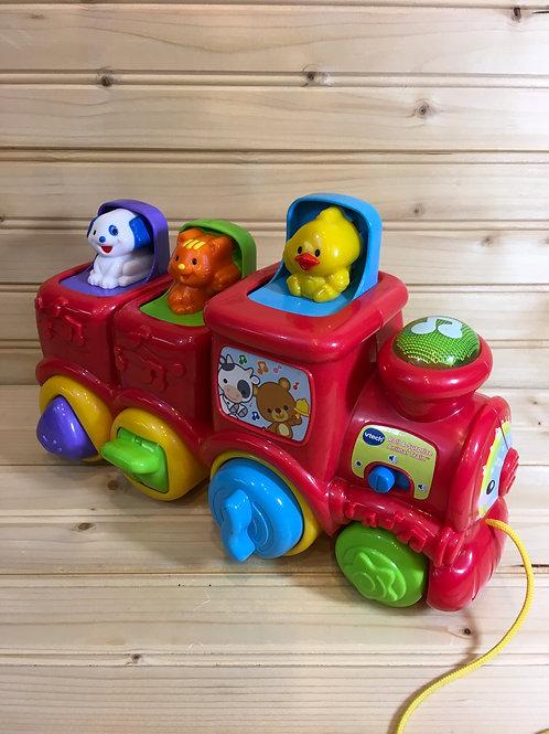 VTECH - Roll & Surprise Animal Train