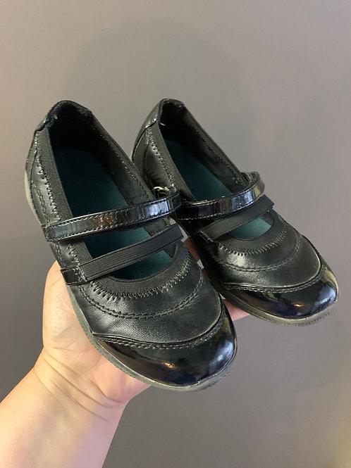 Size 11 Kids Black Mary Janes
