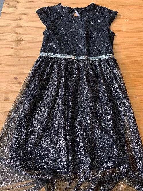 Size 14/16 Black Sparkly Dress