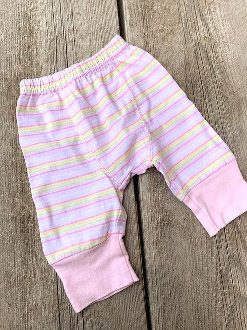 Size 0-3m CIRCO Pink Stripe Pants
