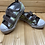 Size 8 GYMBOREE Green and Brown Shoes