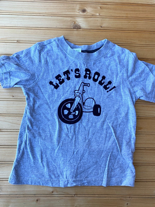 Size 5T OLD NAVY Let's Roll Tee