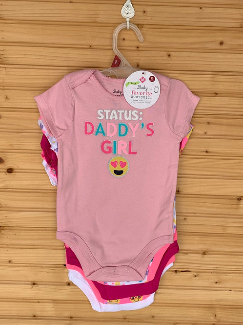 Size 18m New 5-Pack of Onesie Bodysuits