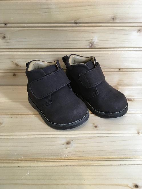 Size 3 Baby Dark Brown Boots
