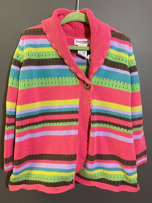 Size 3T OSHKOSH Knit Striped Sweater