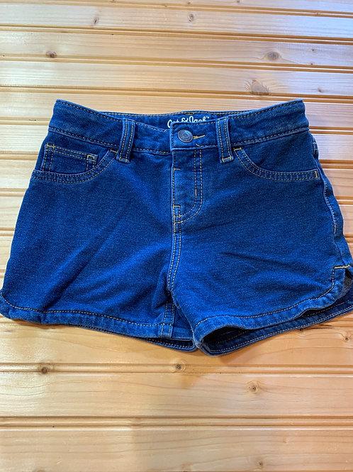Size 6/6x Jean Shorts