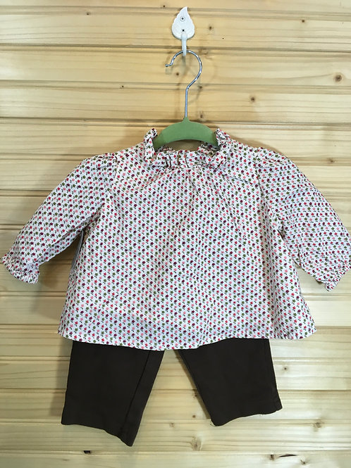 Sizes 0-3m and 3m CARTER'S / GAP Mixed Autumn Color Outfit
