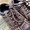 Size 6 Toddler ARIZONA Chunky Brown Shoes