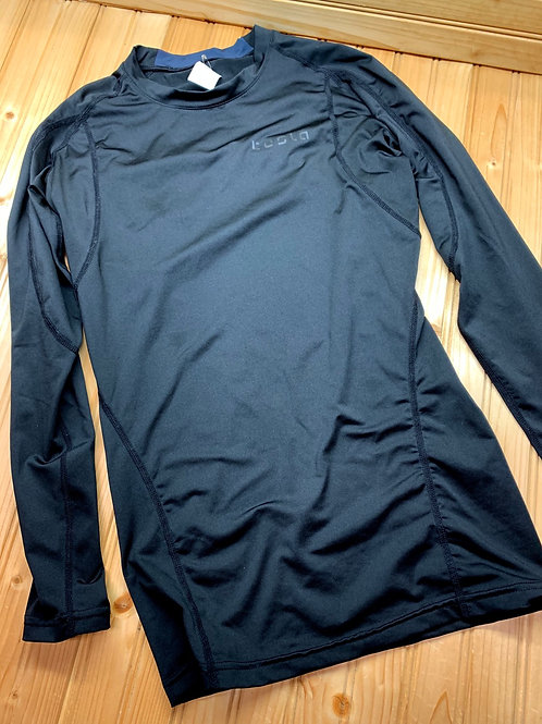 Size (about a 10/12) Black Thermal Under Layer