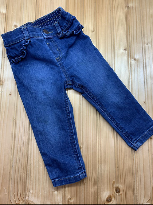 Size 18m GARANIMALS Jeans with Ruffle