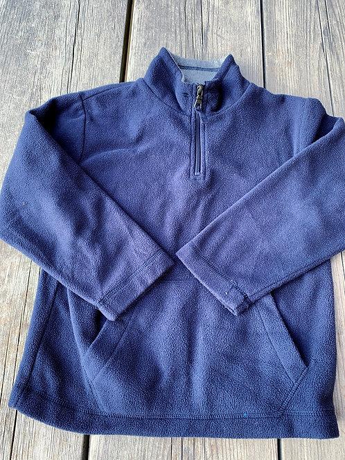 Size 5/6 CHILDREN'S PLACE Navy Fleece