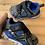 Size 6 Little Kids SKECHERS Blue Sneakers