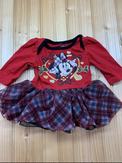 Size 0-3m DISNEY Minnie Mouse Top