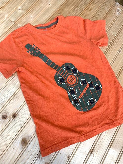 Size 5T Guitar Shirt