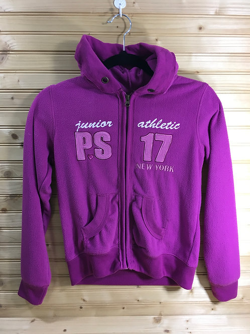 Size 14/16 Kids BROOKS FITCH Fuschia Pink PS17 Hoodie