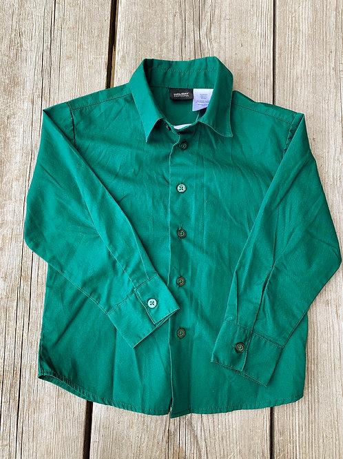 Size 5 Forest Green Shirt