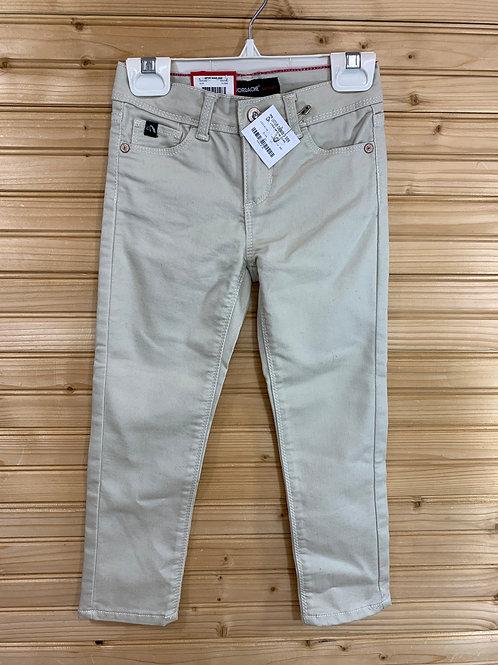 Size 5T JORDACHE Tan Pants, NWT