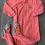 Size 2T CARTER'S Pink Fox Fleece PJ
