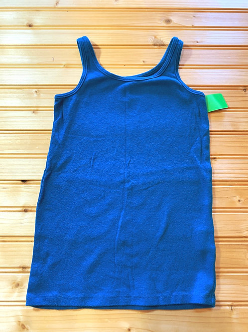 Size 6/7 Blue Tank Top, Used