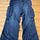 Size 3T Cargo Jeans back