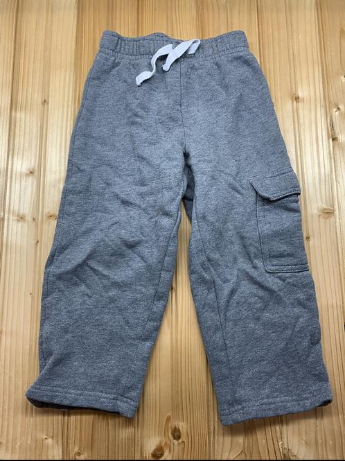 Size 3T Grey Sweatpants