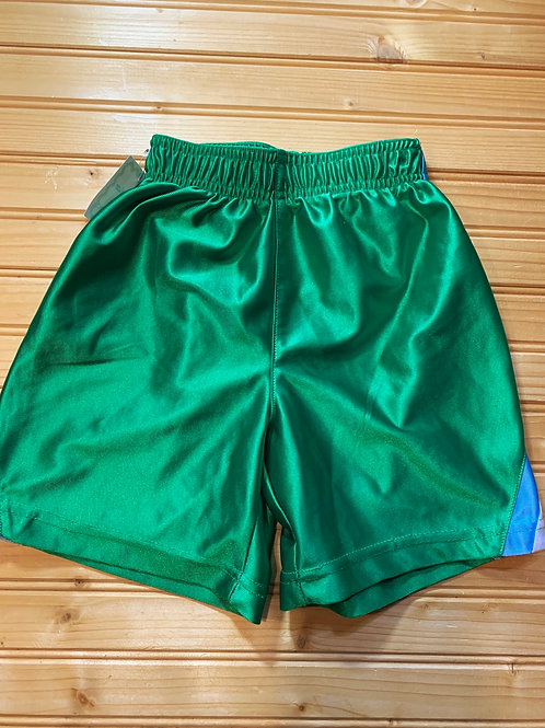 Size 4T Green Shorts