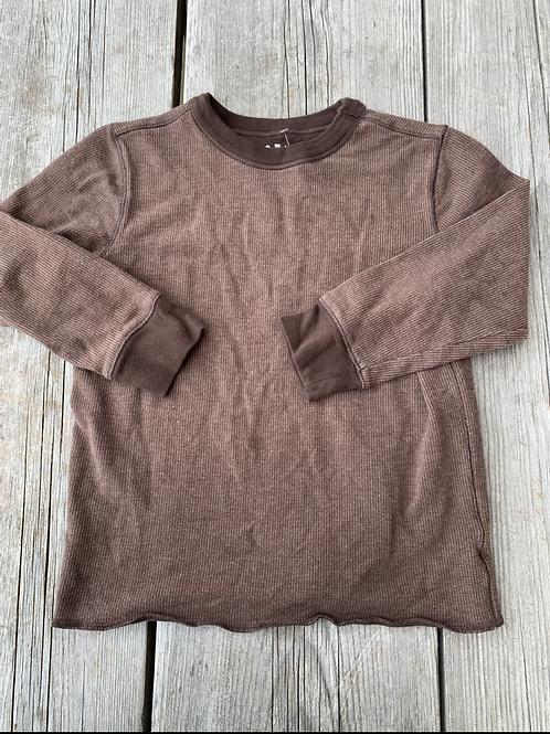 Size XS (6) GAP Brown Shirt